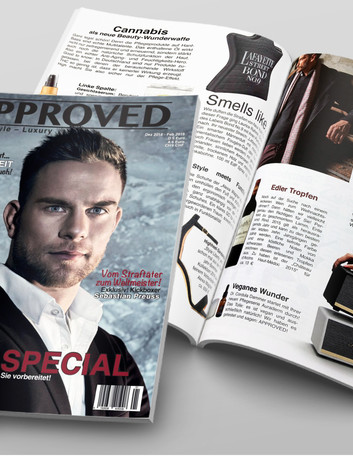 DAMMER & DU im Approved Magazin
